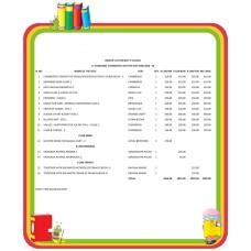 II STD BISHOP COTTON BOY'S SCHOOL FULL SET 2018 - 19